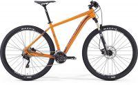 Big Nine 600 Matt Orange