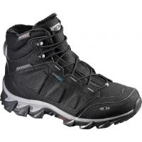 Salomon ELBRUS WP black (2014)