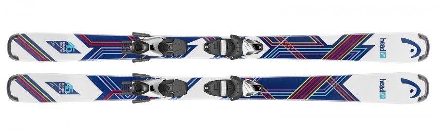 74073df957b0 Горные лыжи Head Residue SLR2 + SLR 7.5 AC (16 17) в Санкт ...