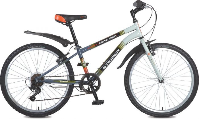Велосипед с рамой XS