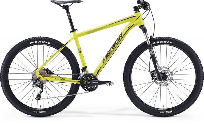 Велосипед Merida Big Seven 500  (2016)