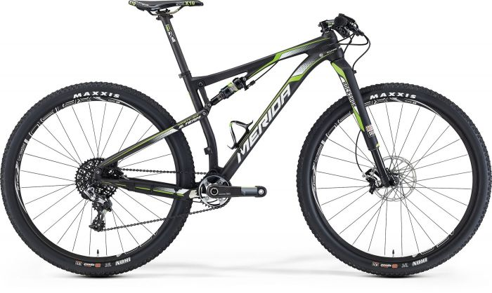 Велосипед Merida Ninety-Six 9.Team (2016)