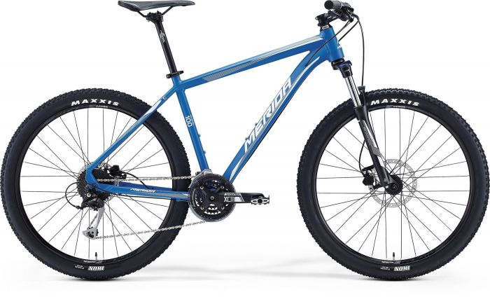 Велосипед Merida Big Seven 100 (2016)