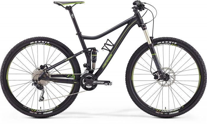 Велосипед Merida One-Twenty 7.500 (2016)