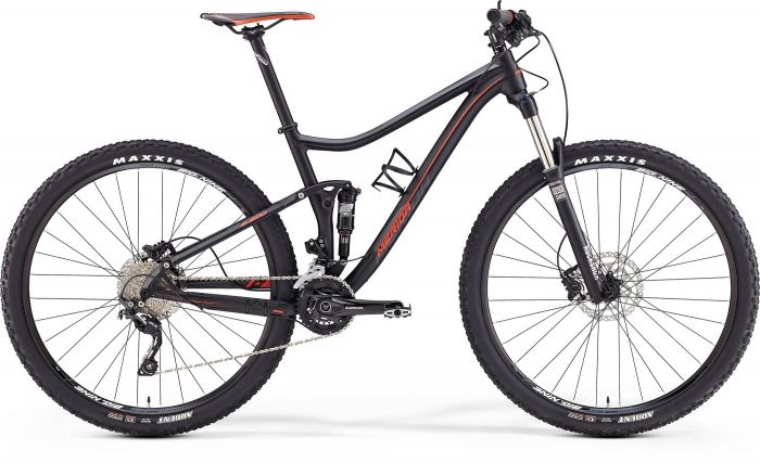 Велосипед Merida One-Twenty 7.600 (2016)
