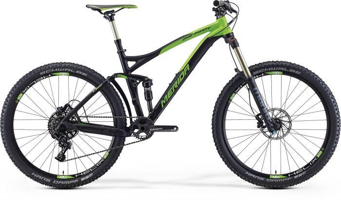 Велосипед Merida One-Forty 7.600  (2016)