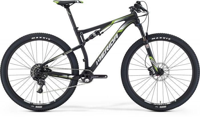 Велосипед Merida Ninety-Six 7.6000 (2016)