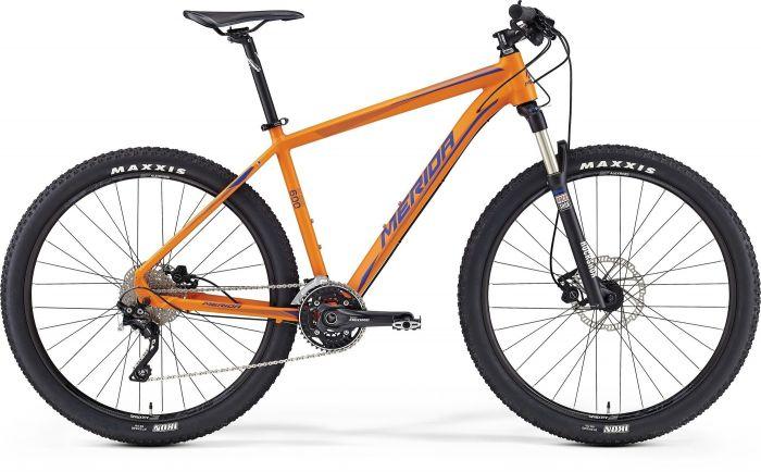 Велосипед Merida Big Seven 600  (2016)