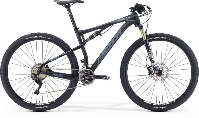 Велосипед Merida Ninety-Six 9.XT (2016)