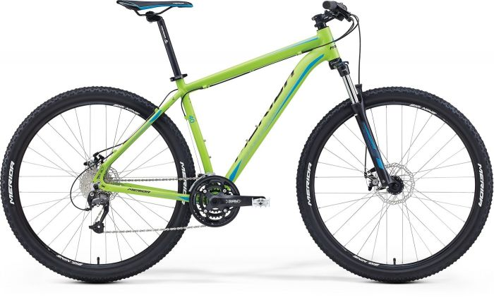 Велосипед Merida Big Nine 40-MD (2016)