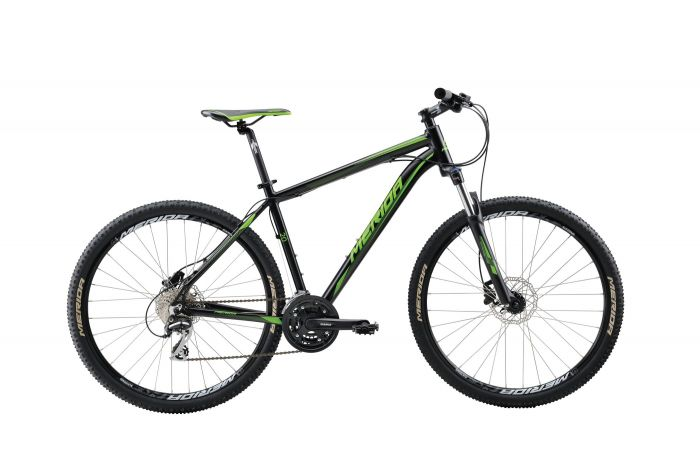 Велосипед Merida Big Seven 20-D (2016)