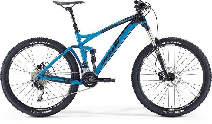 Велосипед Merida One-Forty 7.500  (2016)