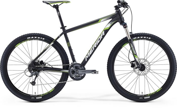 Велосипед Merida Big Seven 300  (2016)