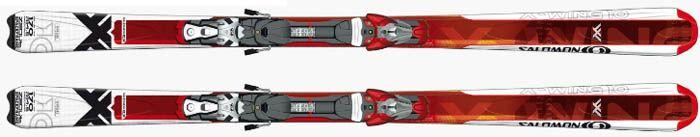 Горные лыжи Salomon X-Wing 10
