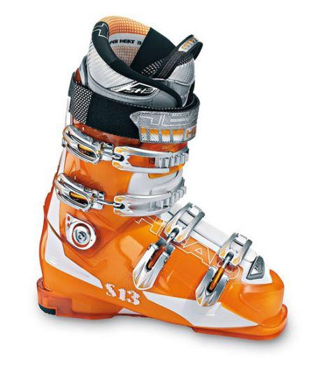 Горнолыжные ботинки Ботинки для горных лыж Head S 13 SUPERHEAT 3 S-LINE