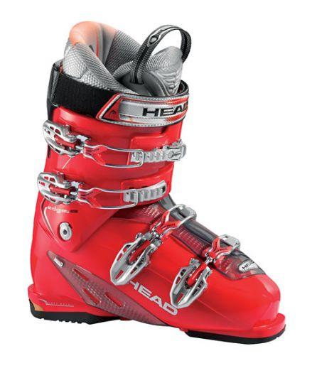 Горнолыжные ботинки Head Edge+ 9 red trans. anthracite