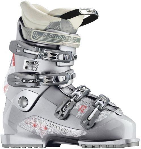 Горнолыжные ботинки Salomon Charm 4