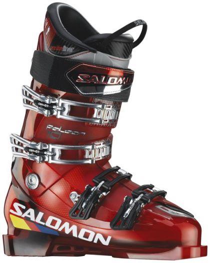 Горнолыжные ботинки Salomon Falcon 10