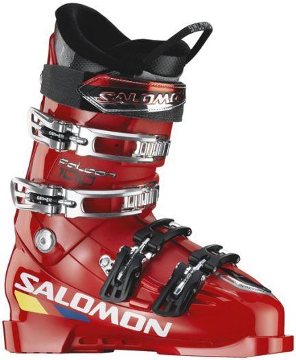 Горнолыжные ботинки Salomon Falcon 100  jr