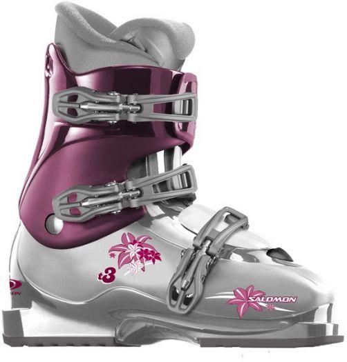 Горнолыжные ботинки Salomon Girly T3 jr