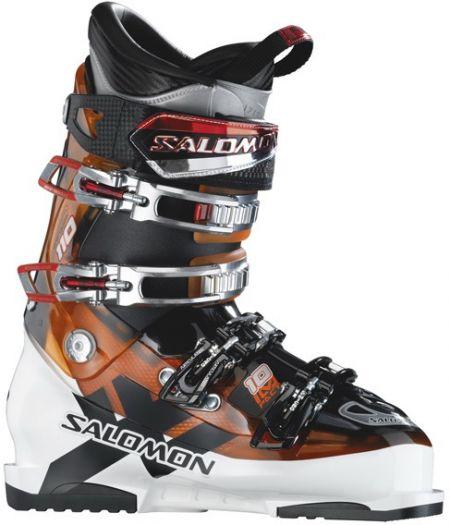 Горнолыжные ботинки Salomon Impact 10 white