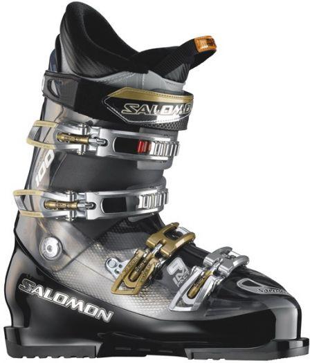 Горнолыжные ботинки Salomon Impact 9 black