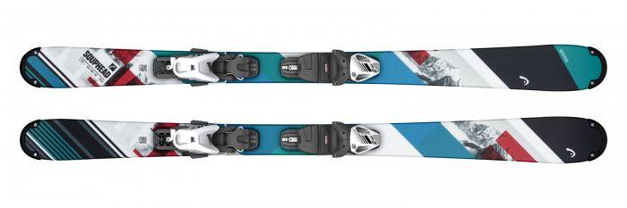 Горные лыжи Head Souphead SLR Pro + Крепление SLR 7.5 GW AC (2020)