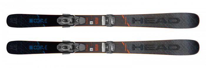 Горные лыжи Head Kore 87 + Крепление ATTACK 11 GW (2020)