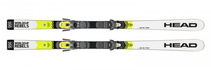 Горные лыжи Head WC Rebels i.GS RD Team + Крепление EVO 9 GW AC (2020)