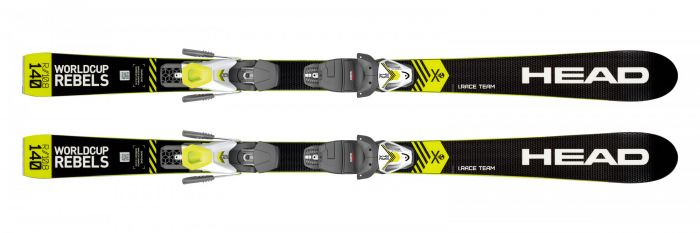 Горные лыжи Head WC i.Race Team SLR Pro + Крепление SLR 7.5 GW AC (2020)