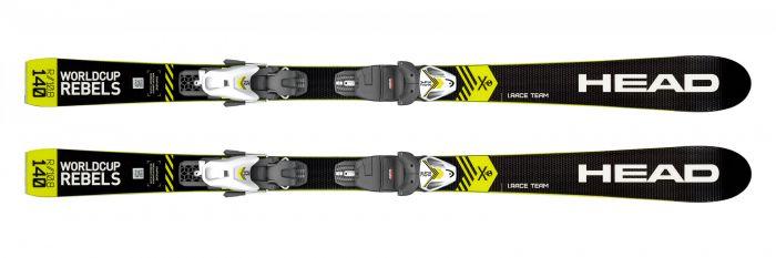 Горные лыжи Head WC i.Race Team SLR Pro + Крепление SLR 4.5 GW AC  (2020)