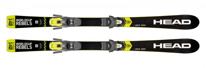 Горные лыжи WC i.Race Team + Крепление EVO 9 GW AC