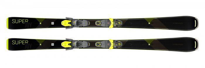 Горные лыжи Head Super Joy + Крепление JOY 11 GW  (2020)