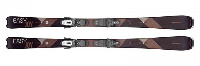 Горные лыжи Head Easy Joy + Крепление JOY 9 GW
