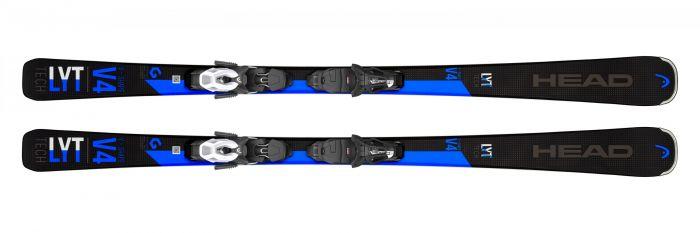 Горные лыжи Head V-Shape V4 + Крепление PR 11 GW