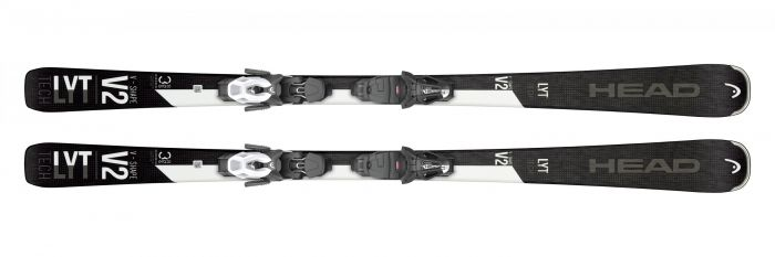 Горные лыжи Head V-Shape V2 + Крепление PR 11 GW (2020)