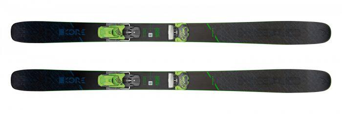 Горные лыжи Head Kore 105 + Крепления ATTACK 13 GW  (2020)