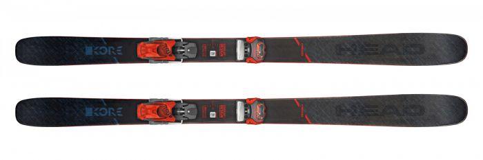 Горные лыжи Head Kore 99 + Крепление ATTACK 13 GW (2020)