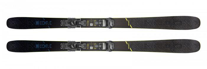 Горные лыжи Head Kore 93 + Крепления ATTACK 13 (2020)
