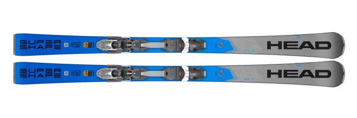 Горные лыжи Head Supershape i.Titan MFPR + Крепления PRD 14 2020