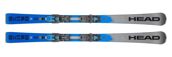 Горные лыжи Head Supershape i.Titan + Крепление PRD 12 GW (2020)