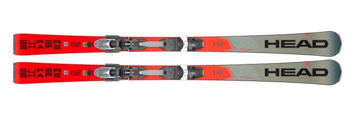 Горные лыжи Head Supershape i.Rally + Крепление PRD 14 GW