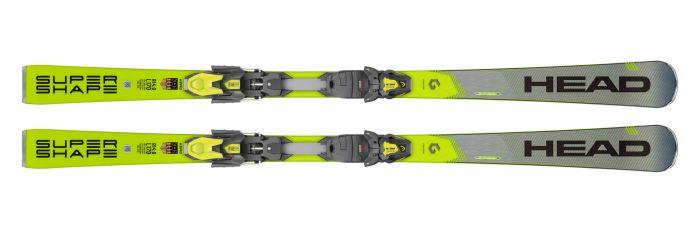 Горные лыжи Head Supershape i.Speed + Крепление PRD 12 GW (2020)
