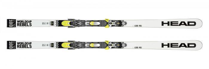 Горные лыжи Head WorldCup Rebels i.GS RD FIS + Крепление FF EVO 16 X RD (2020)