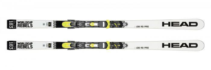 Горные лыжи Head WorldCup Rebels i.GS RD PRO Masters + Крепление FF EVO 14 X (2020)