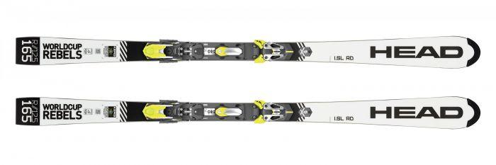 Горные лыжи Head WorldCup Rebels i.SL RD FIS + Крепление FF EVO 16 X RD (2020)