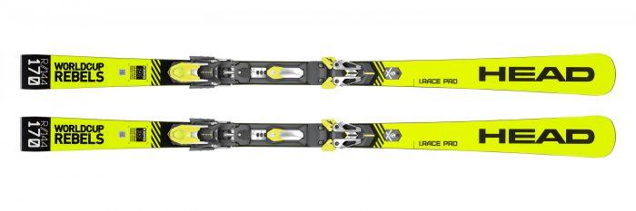 Горные лыжи Head WorldCup Rebels i.Race Pro + Крепление FF EVO 16