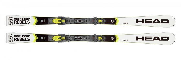 Горные лыжи Head WC Rebels i.SLR + Крепление PRD 12 GW  (2020)