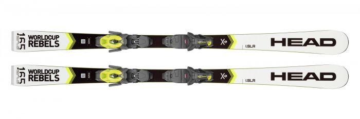 Горные лыжи Head Worldcup Rebels i.SLR AB + Крепления PR 11  (2020)