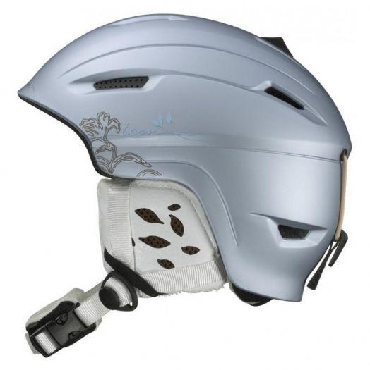 Горнолыжный шлем Salomon Salomon ICON ORIGINS Steel Matt (2011)